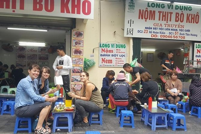 Hanoi Tasting Tour Includes Great Street Foods