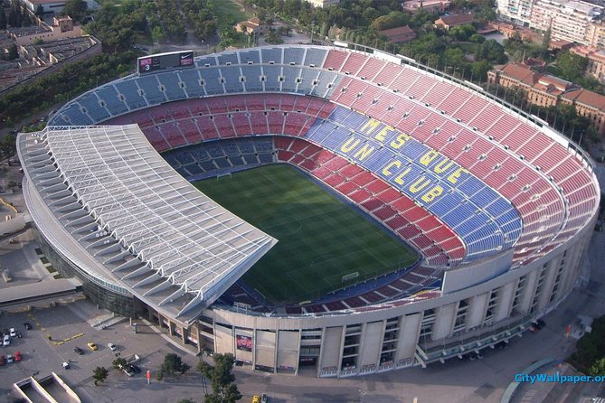 Private 4h Tour Of Camp Nou And Most Emblematic Sites Of Barcelona with pick up