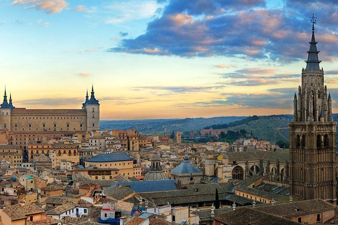 Private tour of Toledo & Madrid Royal Palace included from Madrid with pick up