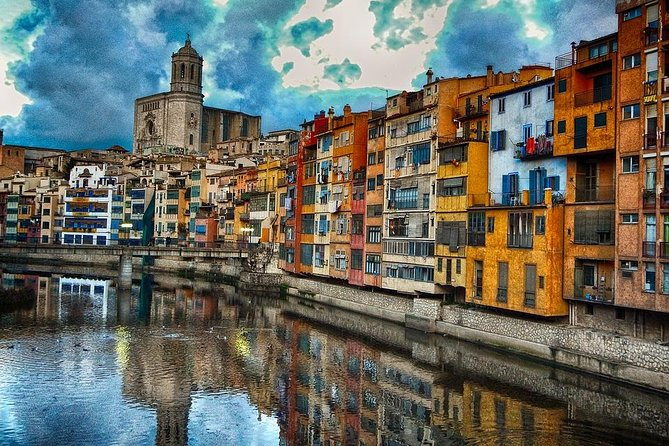 6-Hour Private tour of Girona from Barcelona with hotel pick up and drop off