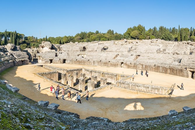 Private 6-hour Tour of Italica (GOT) and Seville with Hotel pick up and drop off