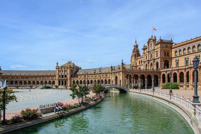 Private 10-Hour Tour to Sevilla from Malaga or Marbella with Hotel pick up