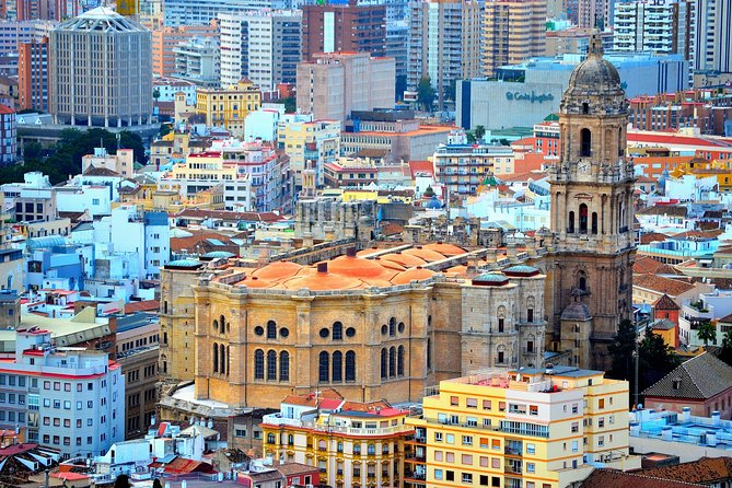 Privater 4-stündiger Rundgang durch Malaga mit Eingang zur Kathedrale