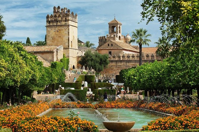 Private Full Day Tour of Cordoba & Medina Azahara with Hotel pick up & drop off