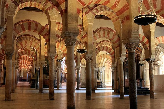 Private 9-Hour Tour to Cordoba from Granada with Hotel pick up & drop off