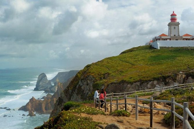 Private 8-hour tour of Sintra, Cabo da Roca & Cascais from Lisbon hotel