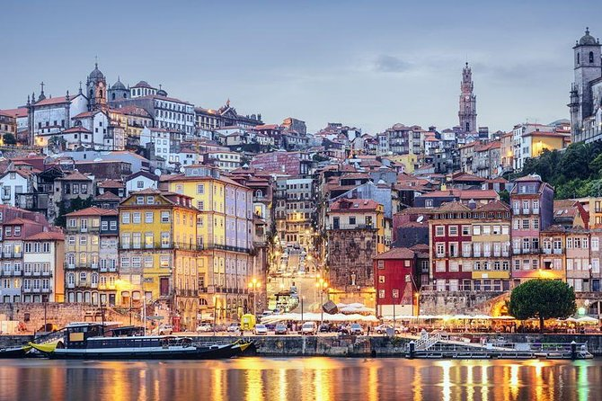 Private 4-hour city tour of Porto with driver and guide w/ Hotel pick up