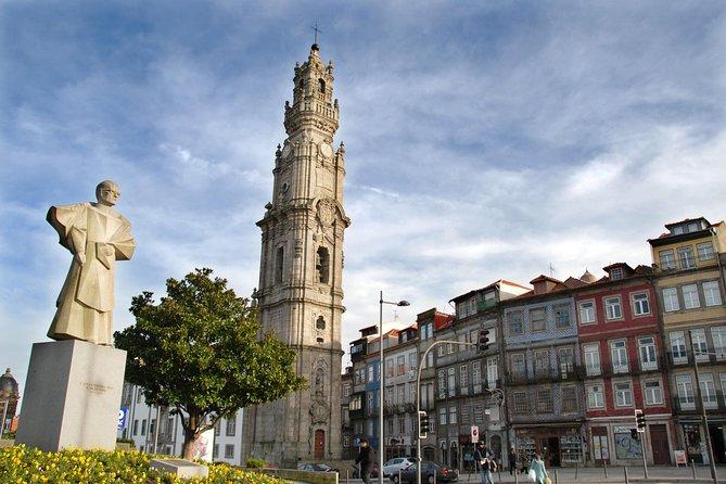 Excursão privada de meio dia ao Porto