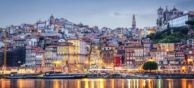 Private Full Day tour to Porto from Lisbon with Hotel pick up