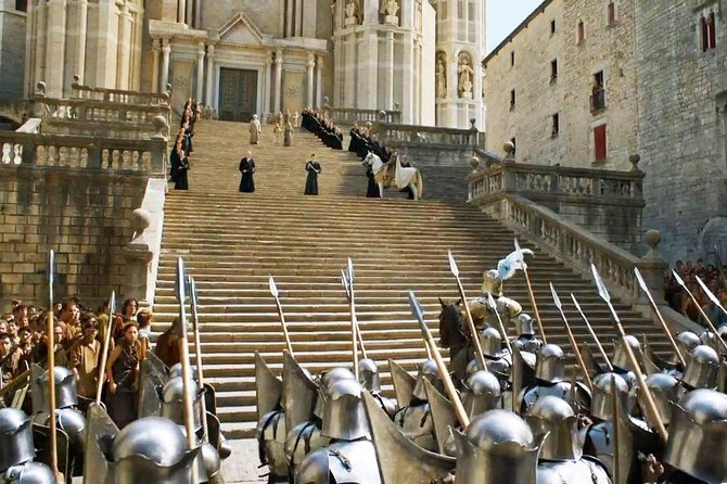 6-Hr Private tour of Girona: GAME OF THRONES from Barcelona with private pick up