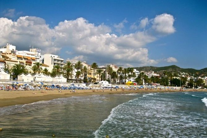 Private 5-hour Tour of Sitges from Barcelona with official tour guide
