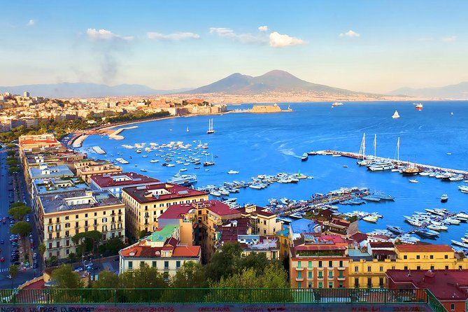 Private 4-Hour City Tour of Naples with Hotel or Cruise Port pick-up