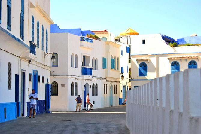 Private Full-Day Tour of Tangier & Asilah with Driver & Guide w/ Hotel pick up