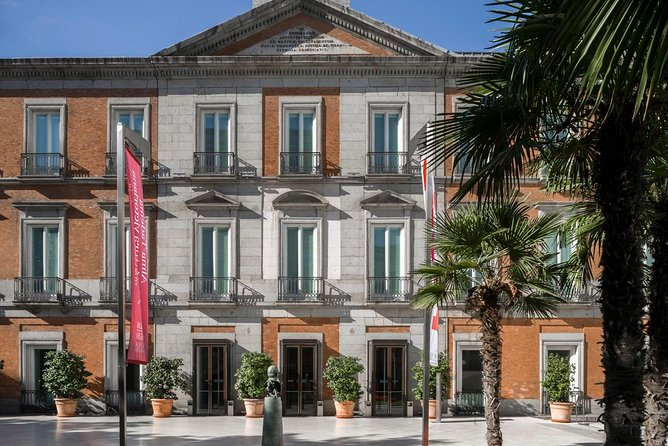 Madrid Private 4-Hour Walking Tour of Thyssen-Bornemisya and Reina Sofia Museums