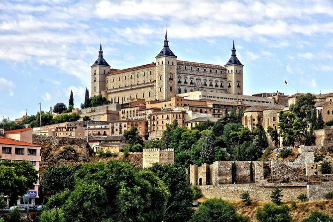 Private Day Trip to Toledo from Madrid with Hotel Pick up and Drop Off