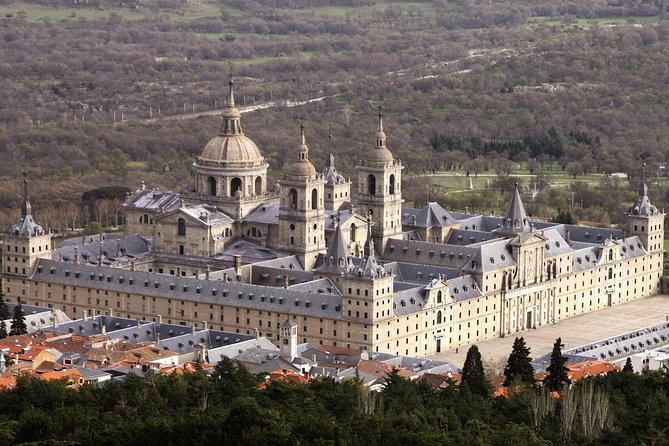 Private 8-hour Tour of Madrid + Escorial Monastery & Valley of the Fallen