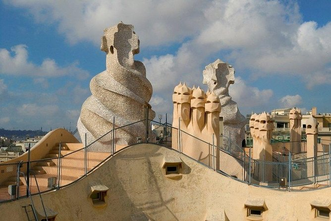 Private Gaudi Tour in Barcelona with Sagrada Familia and Park Guell Tickets