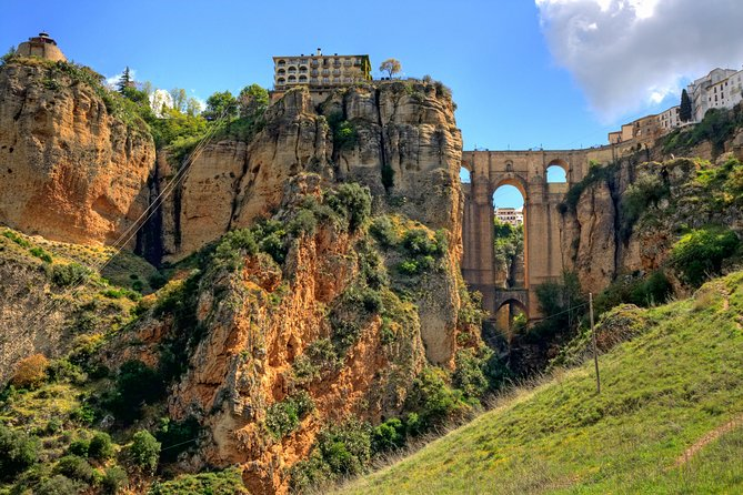 Private Half-Day Tour of Ronda from Malaga with Hotel pick up and drop off