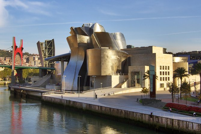 Private 4-hour City Tour of Bilbao with Hotel or Cruise Port pick-up