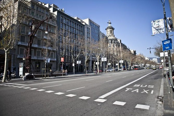 Private Half Day Walking City Tour in Barcelona