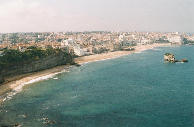 Private Biarritz Tour von San Sebastian