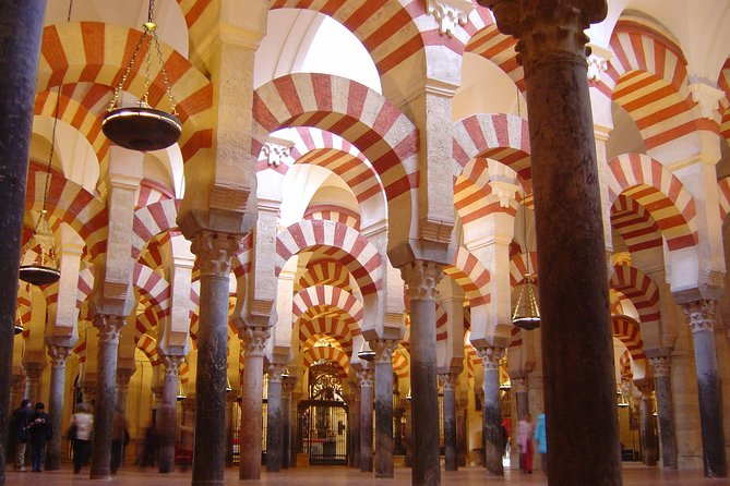 Private 10-hour tour to Cordoba from Seville with hotel pick up and drop off