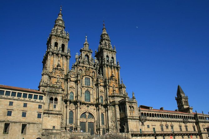 Private tour or shore excursion to Santiago de Compostela from Vigo