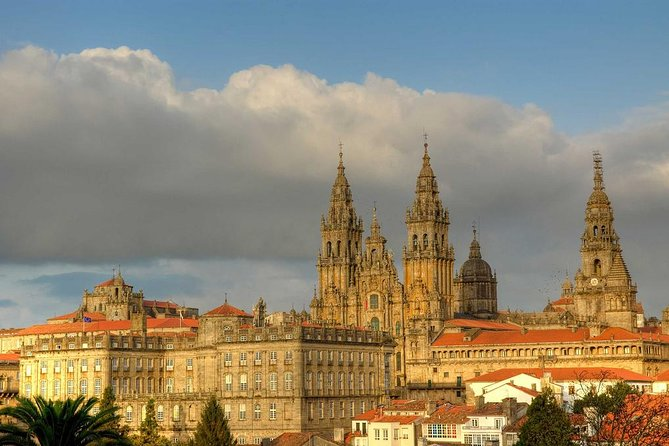 Private 8-hour Tour to Santiago de Compostela from A Coruña with Hotel pick-up
