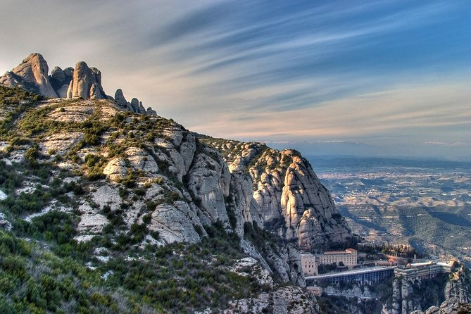 From Barcelona: Half Day Tour to Montserrat at your Own Pace