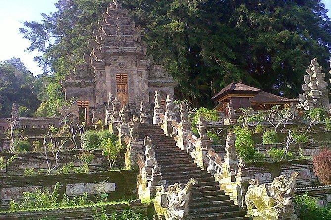 Private Full Day Trip-Kehen Temple-Penglipuran Village-Amazing Batur Volcano