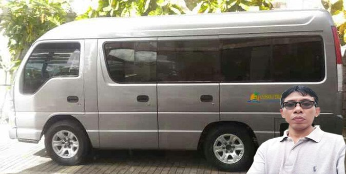 Private Airport Transfer Mini Bus 14 Seat-From Airport Kuta Area Max 8 Pax