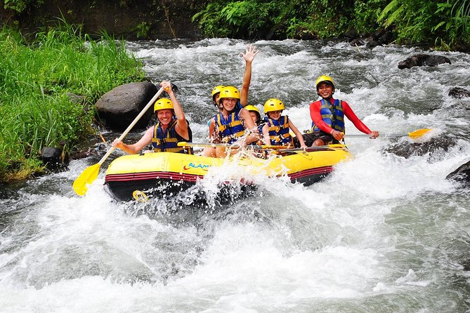 The Best Package Private Tour-Adventure Ayung River Rafting-Best Single ATV Ride