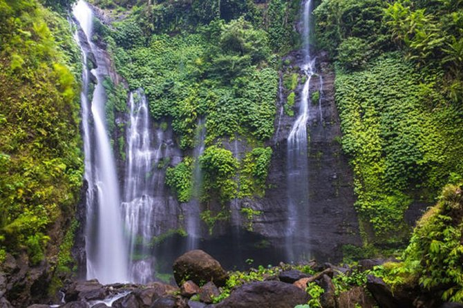 Amazing Private Tours-Lovina Dolphin-Sekumpul Waterfall-Twin Lake Buyan