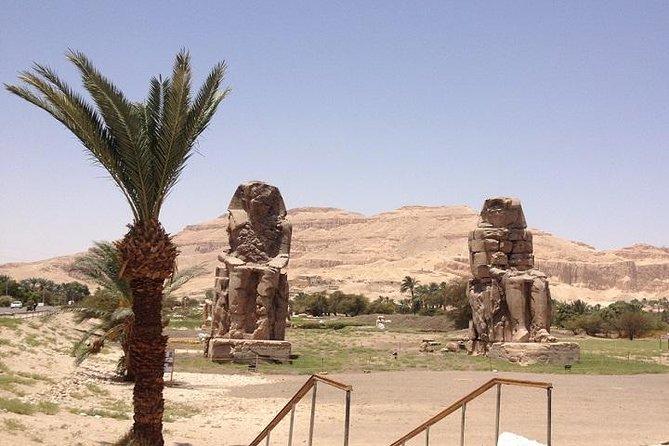 Tour privado: Luxor West Bank Valle de los Reyes, incluido Camello o paseo a caballo