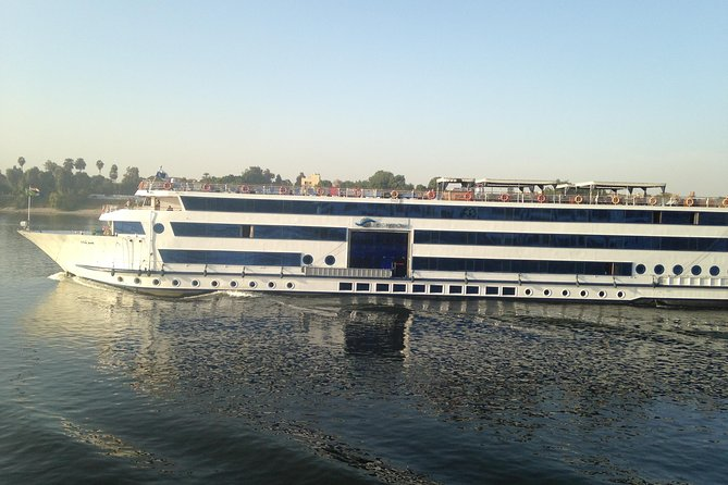 Egypt Nile Cruise from Luxor to Aswan: 5 Days including Abu Simbel