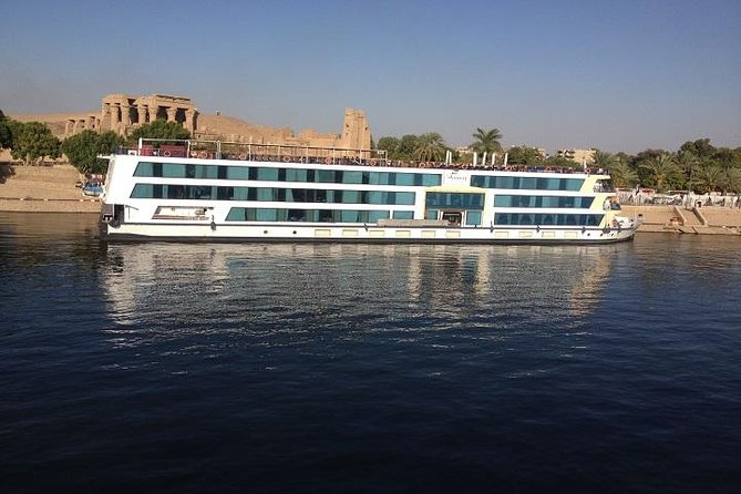 4 Day 3 Night Nile Cruise from Aswan to Luxor and the Abu Simbel Temple