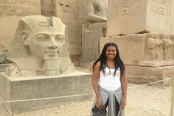 Full Day Tour to Best Monuments of Luxor from Hurghada