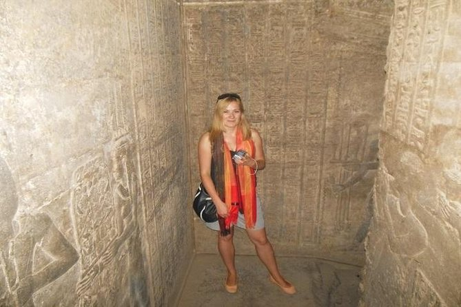 Private Day Tour to the Temple of Hathor at Dendera