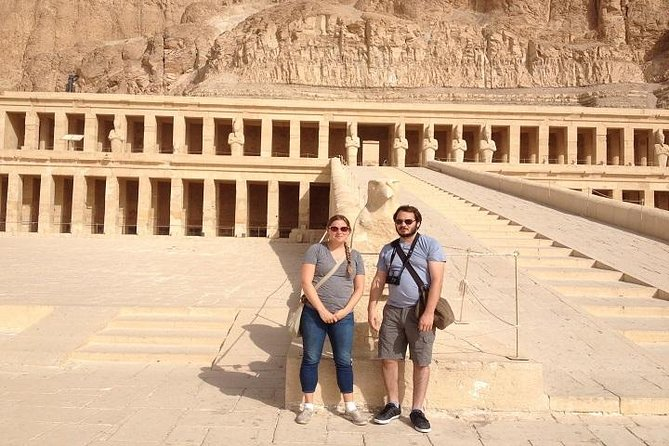 The Best of Luxor in 2 Days from Hurghada