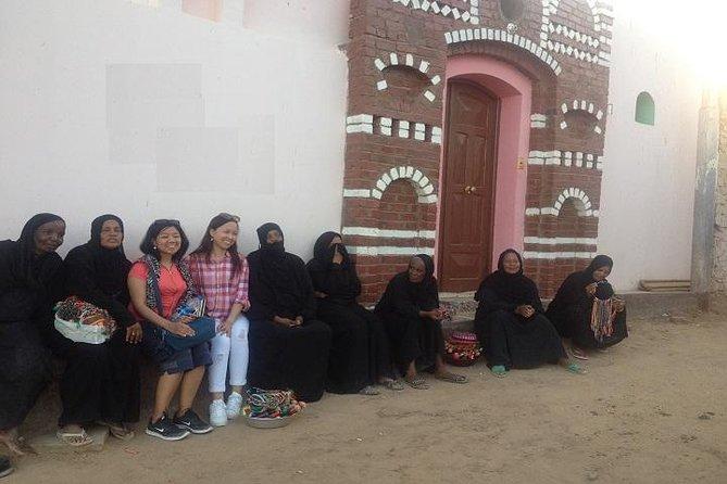Tour de un día a Asuán y Nubia desde Luxor