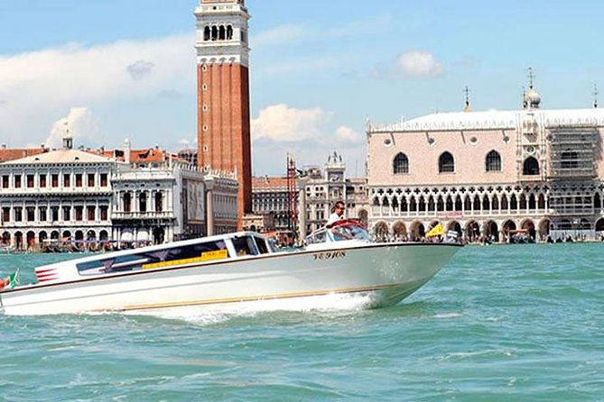 Private Departure Transfer from Venice to Marco Polo Airport