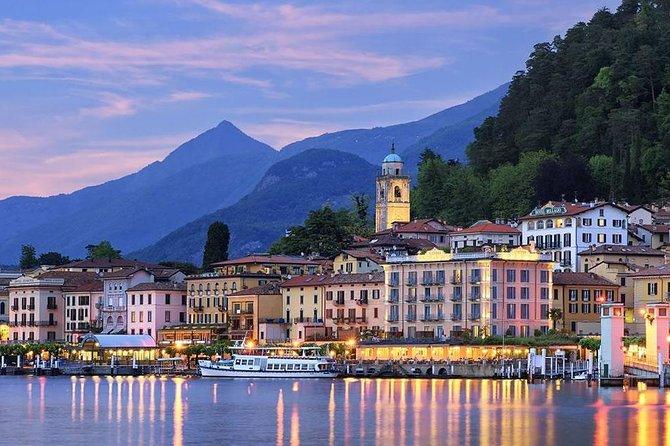 Bellagio Private Transfer from Bellagio (Como) to Milan Airport (MPX or LIN)