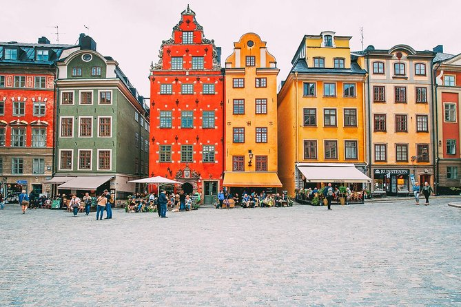 Stockholm Private Transfer from Bromma Airport (BMA) to City centre or Port