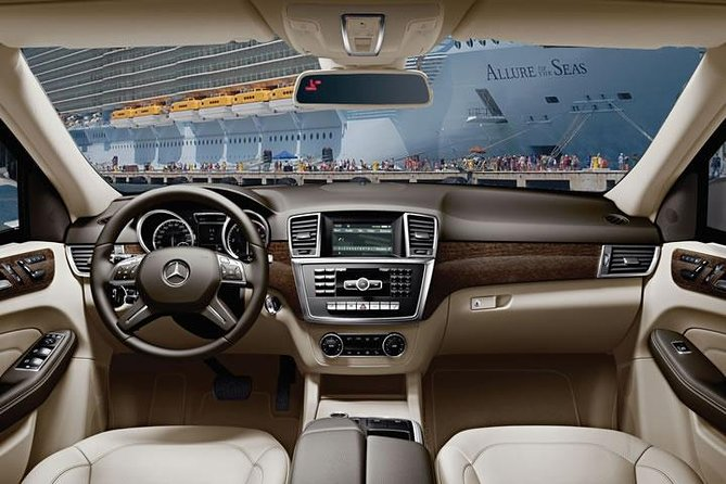 Barcelona Private Transfer from El Prat Airport to Cruise Terminal