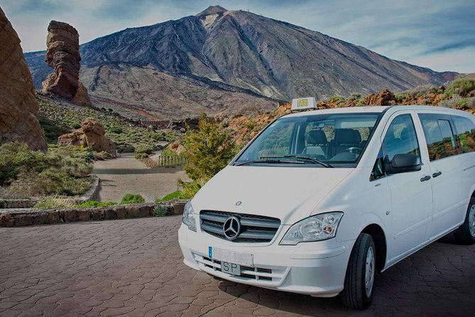 Tenerife Airport Transfer from South Airport (Reina Sofia) to North Area Hotels