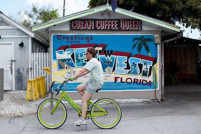Guidet sykkeltur i Old Town Key West