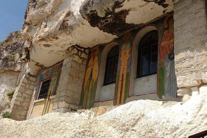 Ivanovo Rock-Hewn Churches from Veliko Tarnovo