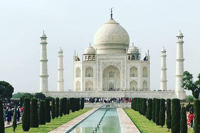 overnight Agra Private Tour By Car