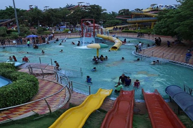 Jalavihar Water Park Admission Entry Ticket