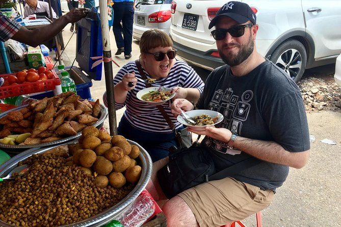 Yangon Street Food Tours